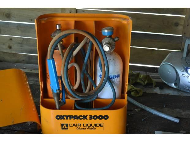Oxypack 3000 Oxypac10