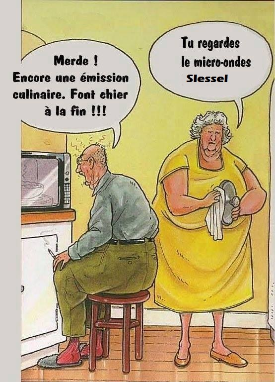 Encore une emission culinaire Humour11
