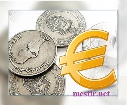 Un euro coûtera bientôt 3 dinars tunisiens Nouvel12