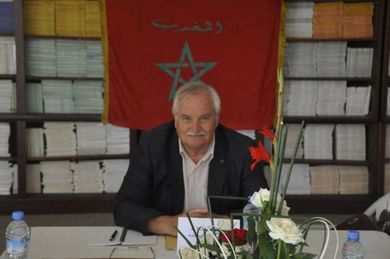 Reportage photos de la constitution de COM/MAROC 2810