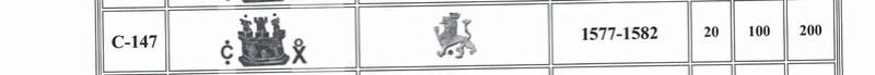 2 Maravedís de Felipe II, Cuenca    Cci01010