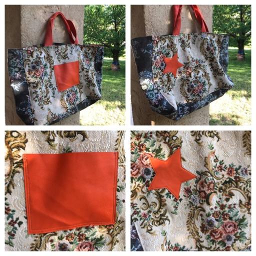 sac tapisserie et cuir orange Sac_ta10