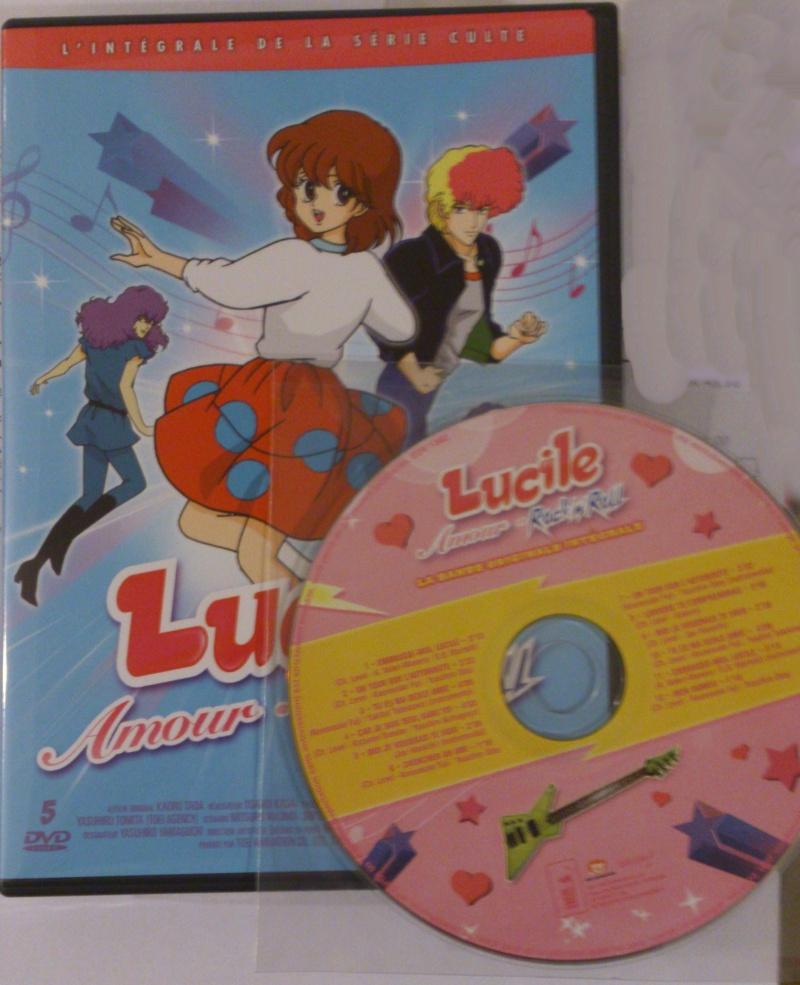 Vos derniers achats ( dvd, cd,livres etc...) - Page 22 Lucile11