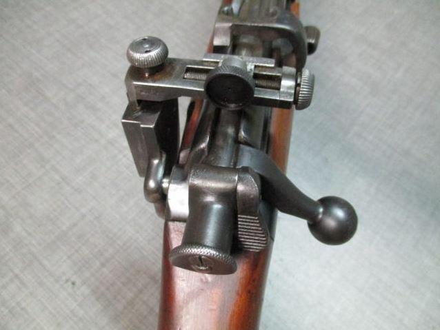 SMLE No1 rifle avec dioptre Parker Hale - Page 2 Action10