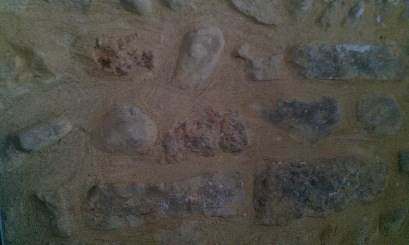 Mur enduit avec traces d'humidité + pierres apparentes sur mur brut à relooker Imag0519
