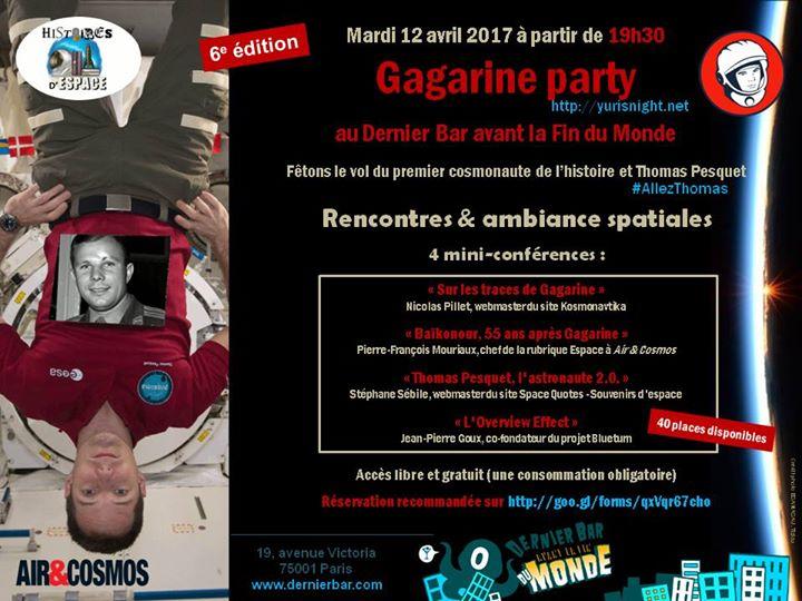 Yuri's Night à Paris le 12 avril 2017 ! 4e7a6710
