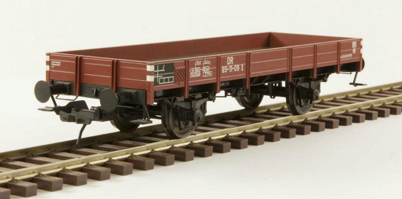 Redécoraton époque IIIa de wagons allemand en 0 1116_710