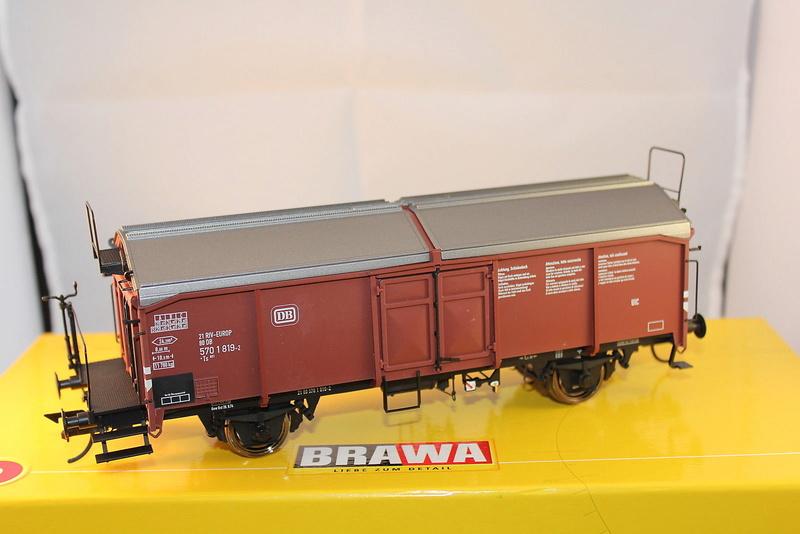 Redécoraton époque IIIa de wagons allemand en 0 _57ty10