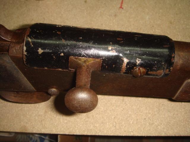 Couvre-culasse en tôle pour Lebel 86/93 Dsc09025