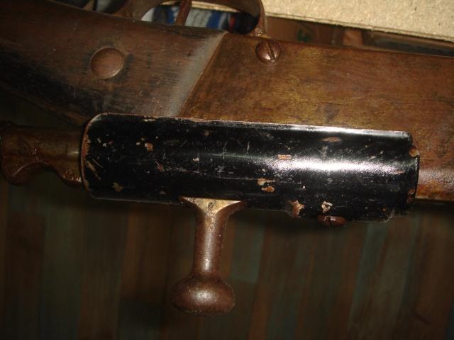 Couvre-culasse en tôle pour Lebel 86/93 Dsc09026