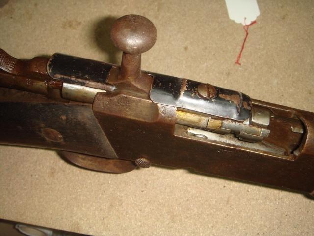 Couvre-culasse en tôle pour Lebel 86/93 Dsc09027