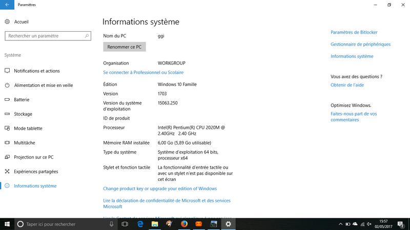 [Résolu]Gigi Mettre à jour Windows10 2017-022
