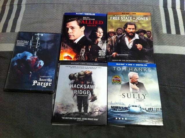 Derniers achats DVD/Blu-ray/VHS ? - Page 21 2017-014