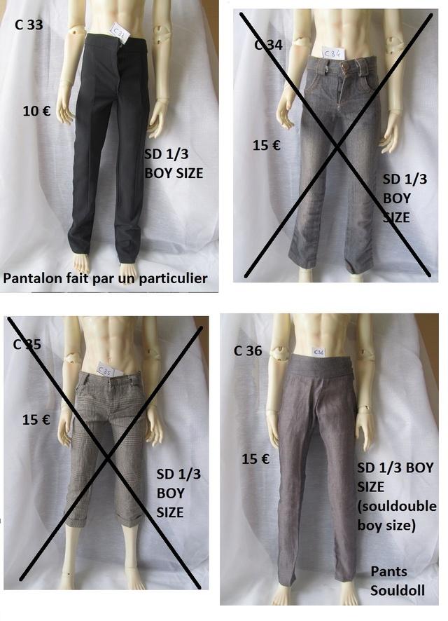 [Vds] vide-grenier - 1/3 GIRL, BOY, SD17, 70cm * News shoes Pants_22