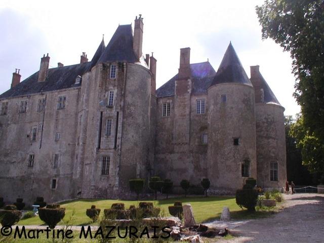 Meung sur Loire - Le château 07-05-10