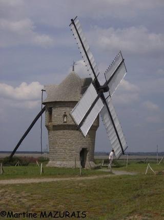 Batz sur Mer – Le Moulin de la Falaise 07-05-11