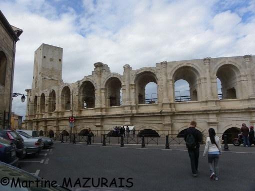 Arles – Les arènes 21-04-11