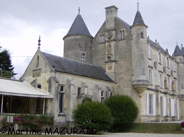 Fontenay le Comte – Le château de Terre-Neuve Juin-210
