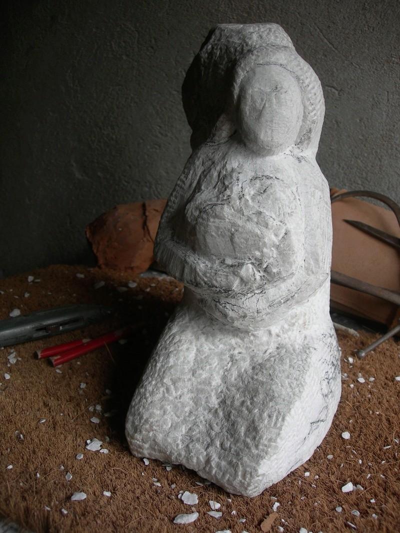 Femme allaitant en cours Dscn6413
