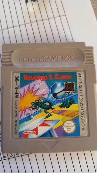 Revenge of The Gator / Pinball Revenge of the gator - GB 18261111