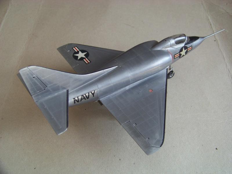 [Lindberg] - Douglas XA4D-1 Skyhawk, 1/48 100_9513