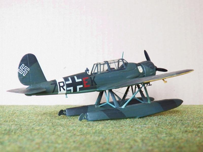 Arado Ar 196 A-3, 1976 Ar_19612
