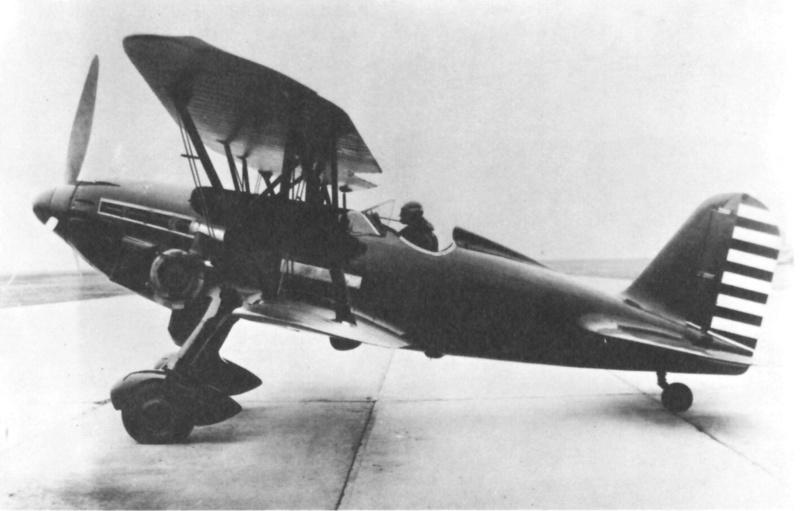[Lindberg] - Curtiss F11C-2 Goshawk Curtis12