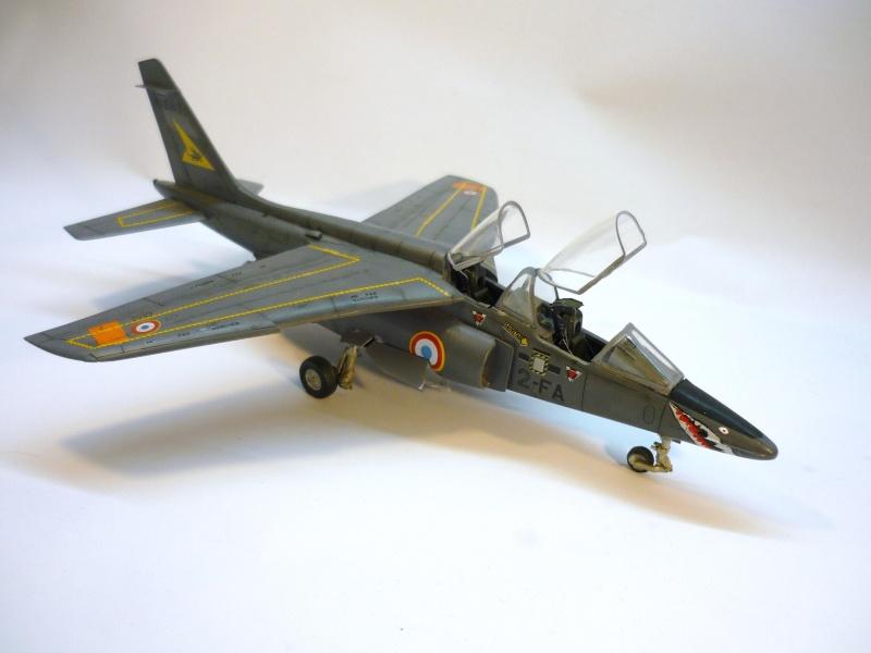 Alpha Jet PJ production 1/48  P1020110