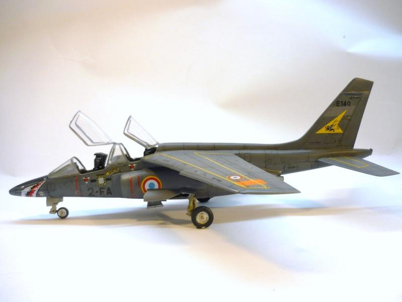 Alpha Jet PJ production 1/48  P1020111