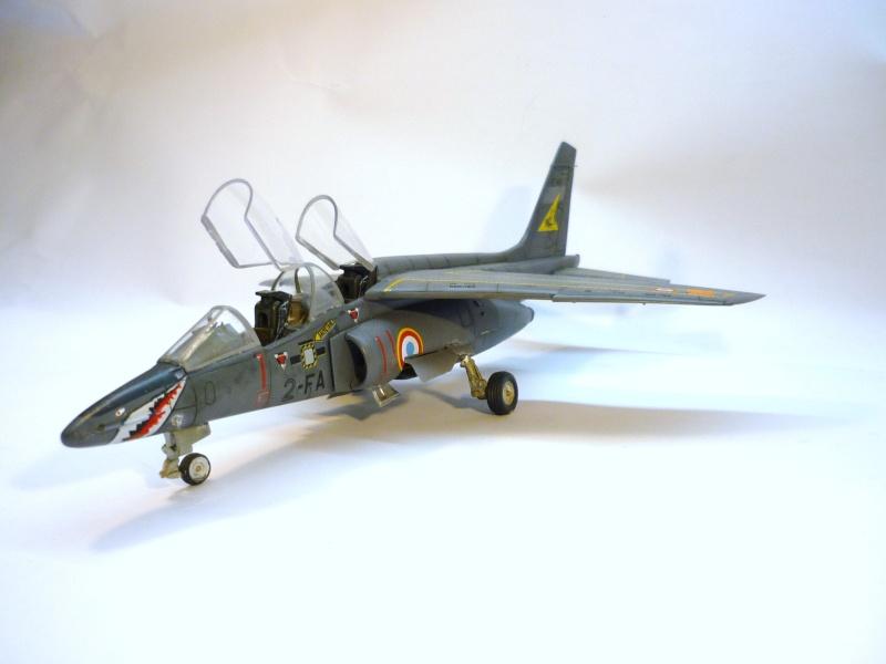 Alpha Jet PJ production 1/48  P1020112