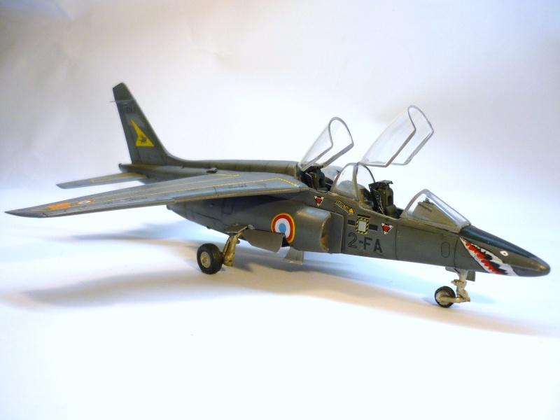 Alpha Jet PJ production 1/48  P1020113