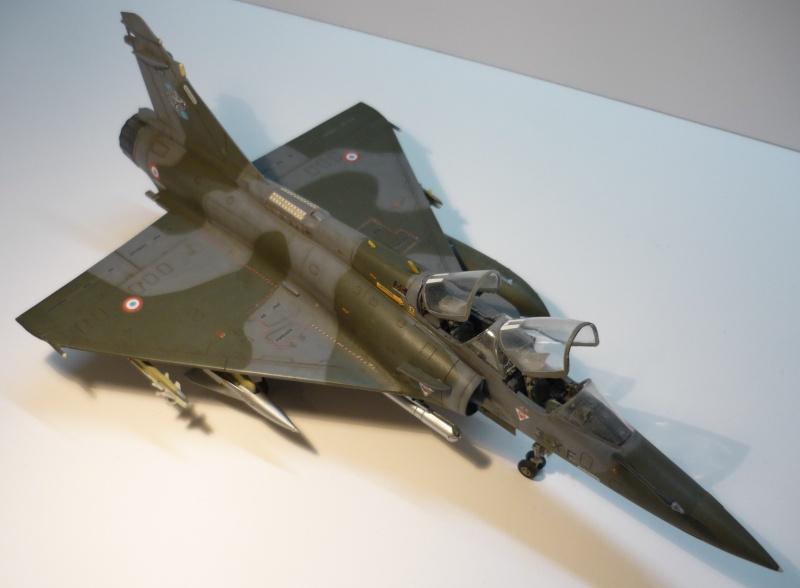 Dassault Mirage 2000D EC 03003 Ardennes, la Bleue, Heller 1/48 P1020516
