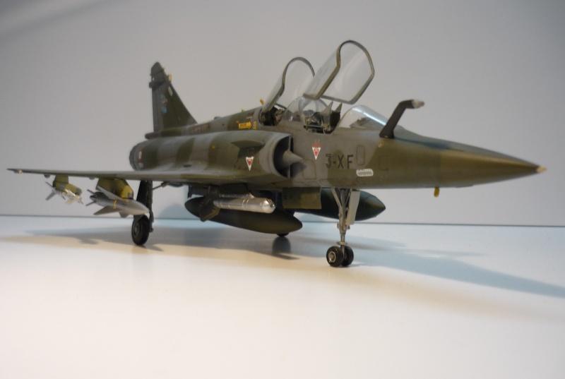 Dassault Mirage 2000D EC 03003 Ardennes, la Bleue, Heller 1/48 P1020517
