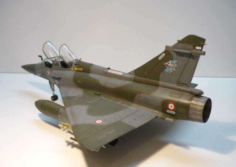 Dassault Mirage 2000D EC 03003 Ardennes, la Bleue, Heller 1/48 P1020518