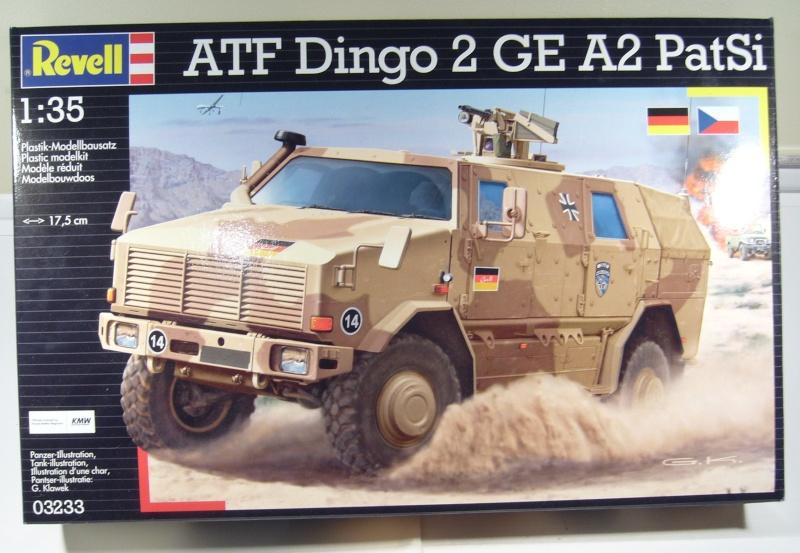 ATF Dingo Revell 1/35 P1040940