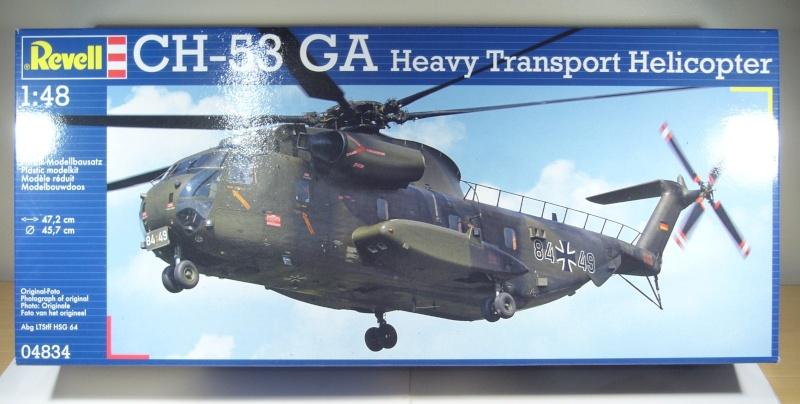 Sikorsky CH-53-GA Revell 1/48 P1040961