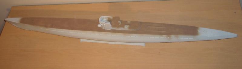 U Boat Type IXc Revell 1/72 P1050072