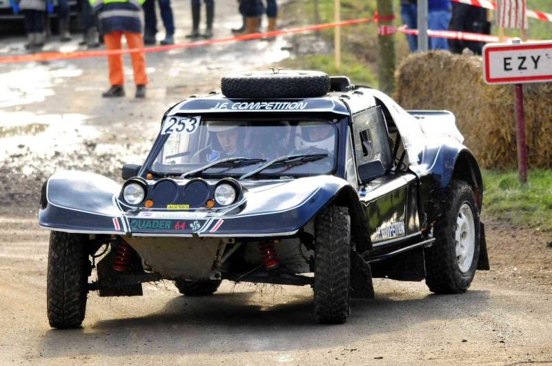 Rallye - Petite contrib de ce super rallye Plaine45