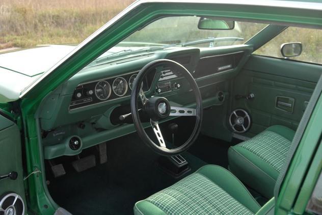 1972 AMC Hornet Green Hornet 1_horn10