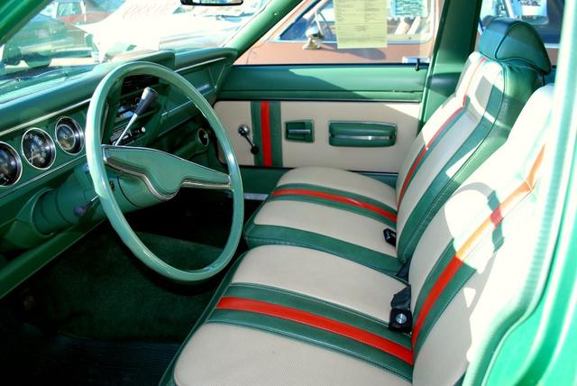 1972 AMC Hornet Green Hornet Ku-xla10