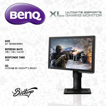 BOTKAMP - Ouverture du gaming hall le 10/01/2014 Benq10