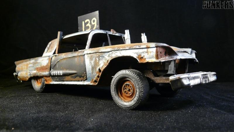 """The Rust Bucket"" Ford Thunderbird 1961. P1190111"