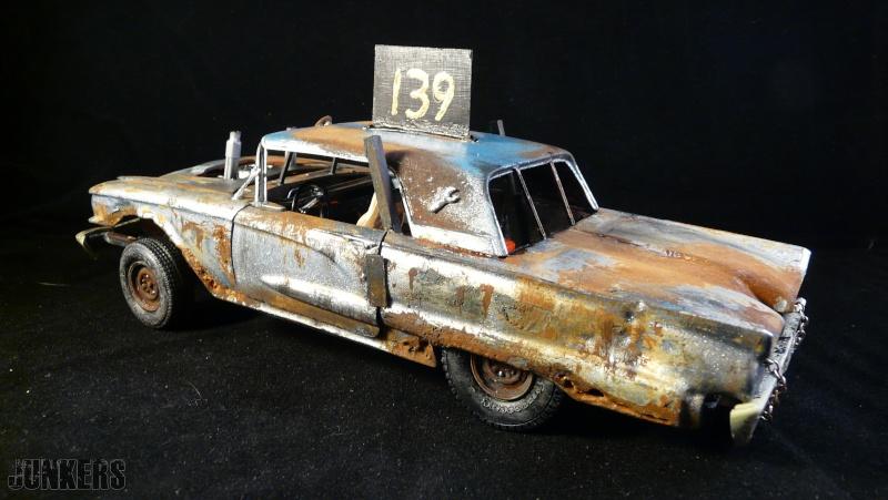 """The Rust Bucket"" Ford Thunderbird 1961. P1190112"