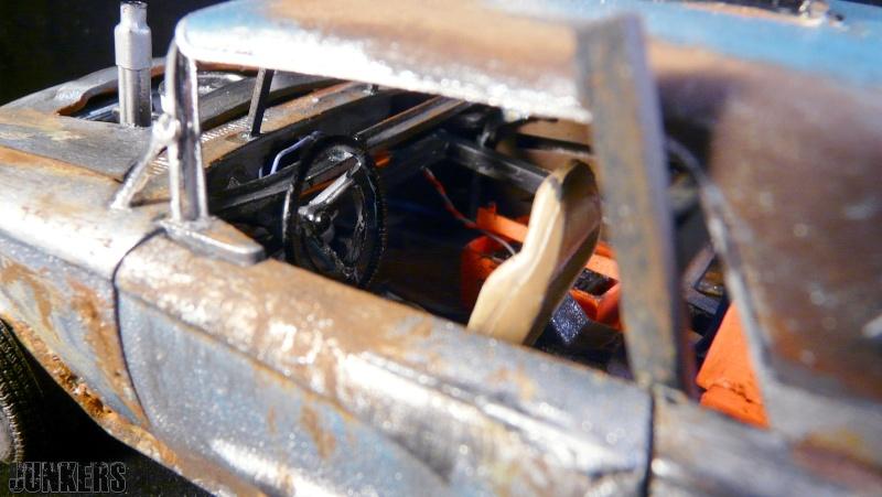 """The Rust Bucket"" Ford Thunderbird 1961. P1190115"