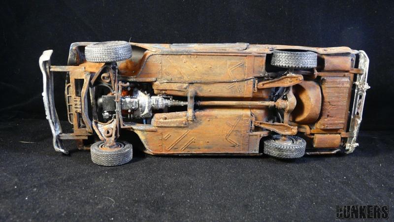 """The Rust Bucket"" Ford Thunderbird 1961. P1190118"