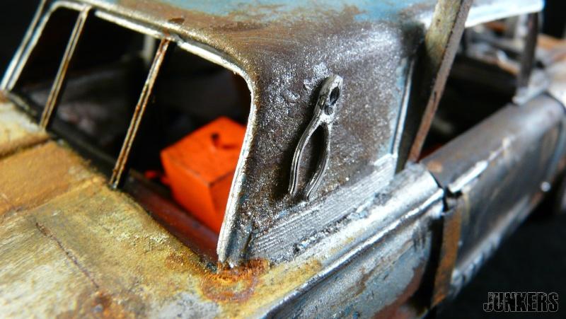 """The Rust Bucket"" Ford Thunderbird 1961. P1190211"