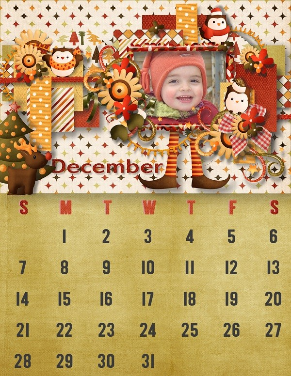 Calendar 2014 - November 22. 2005-013