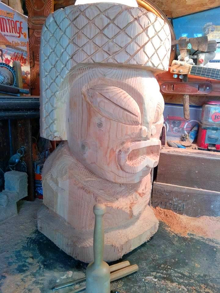 Tiki and Tiki carver - Page 26 18423710