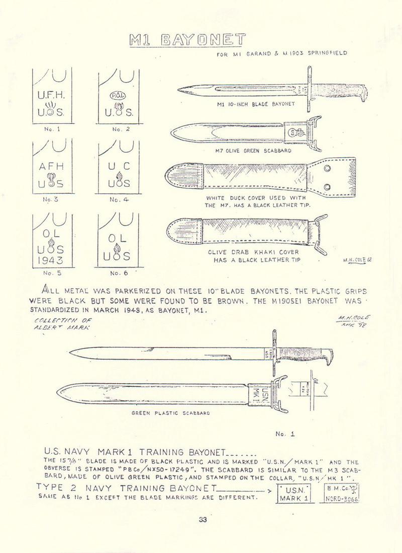 Les Baïonnettes Garand (SUITE) - Page 4 3310