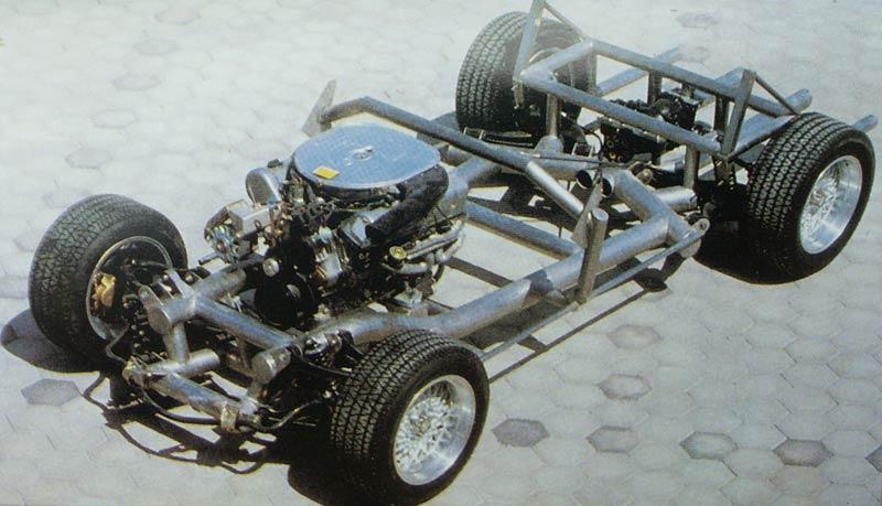 Cobra un peu MB Chassi10